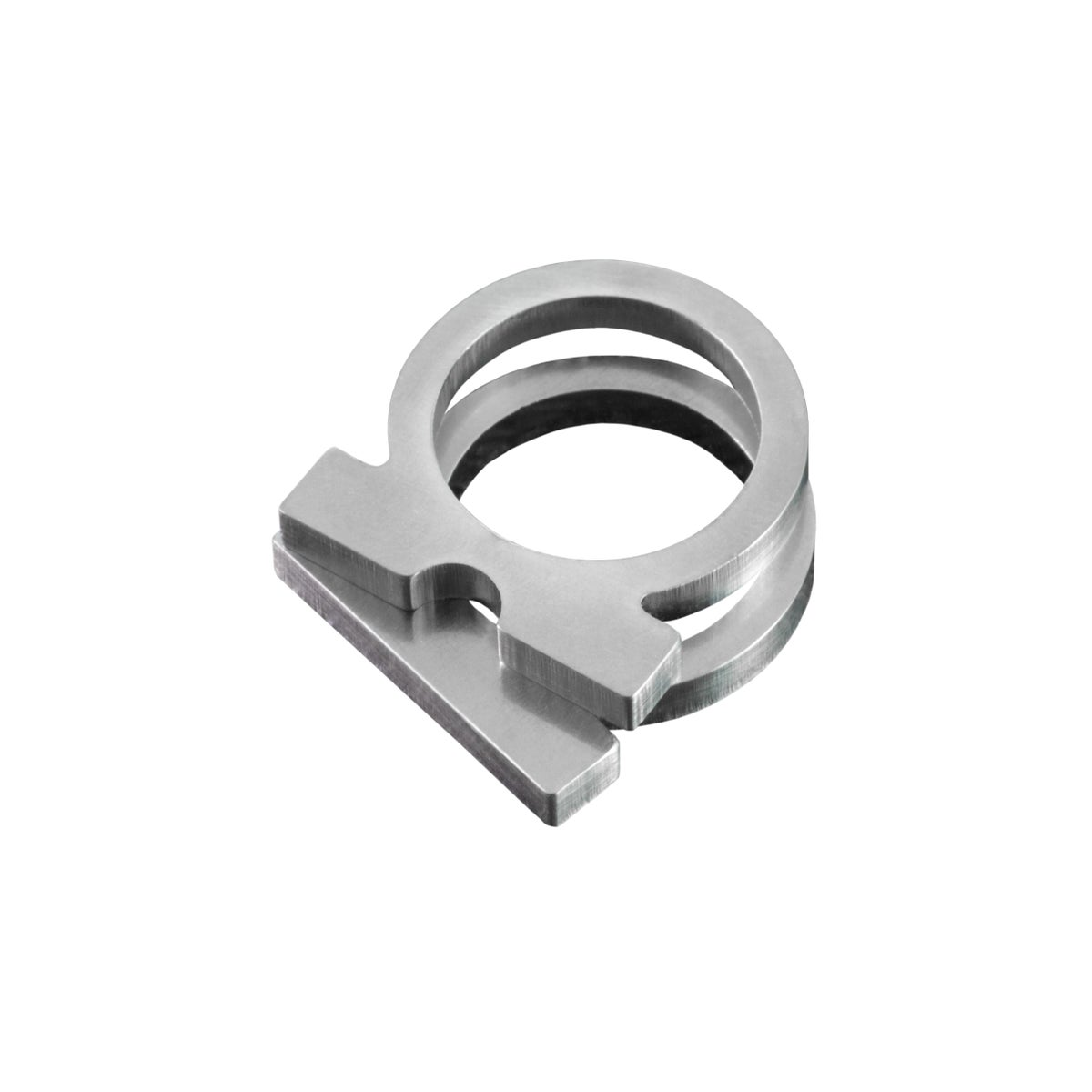 Image of Omega Ring 3mm - Flat Collection