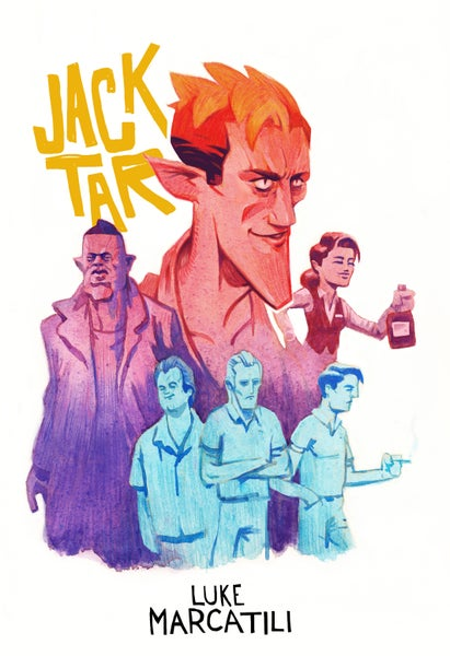 Image of Jack Tar Comic- Issue 1