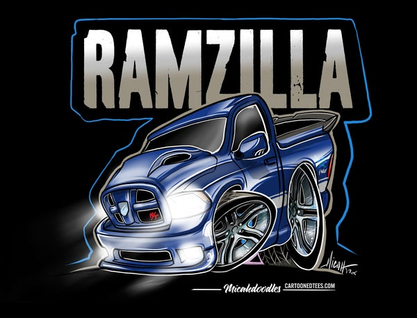 Image of CT RAMZILLA