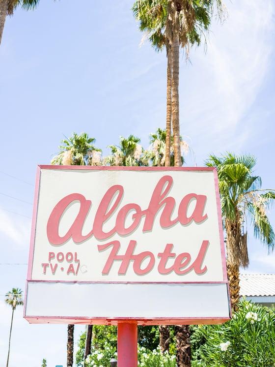 Image of aloha hotel
