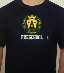 Image of Preschool uniform shirts
