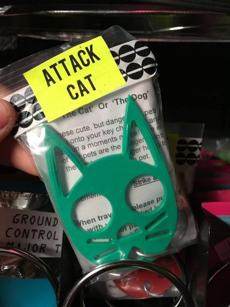 Image of Attack Cat