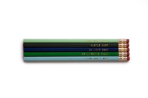 Image of Inspirational Pencil Set