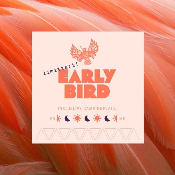 Image of Niemandsland Festival 017– Early Bird