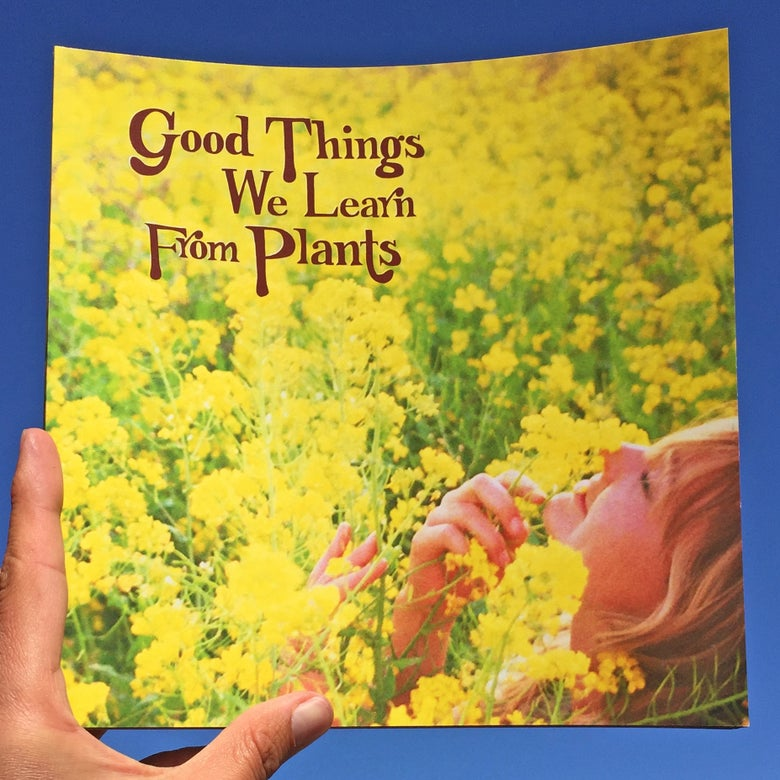 Image of Good Things We Learn From Plants