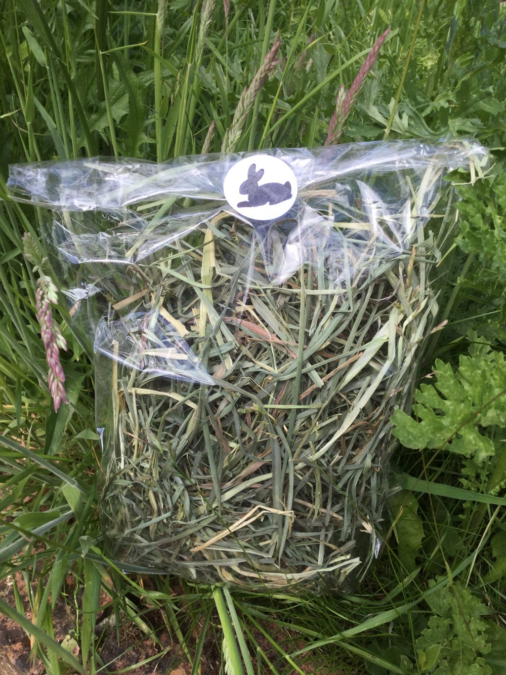 Image of Dried Delights Packaging Hay