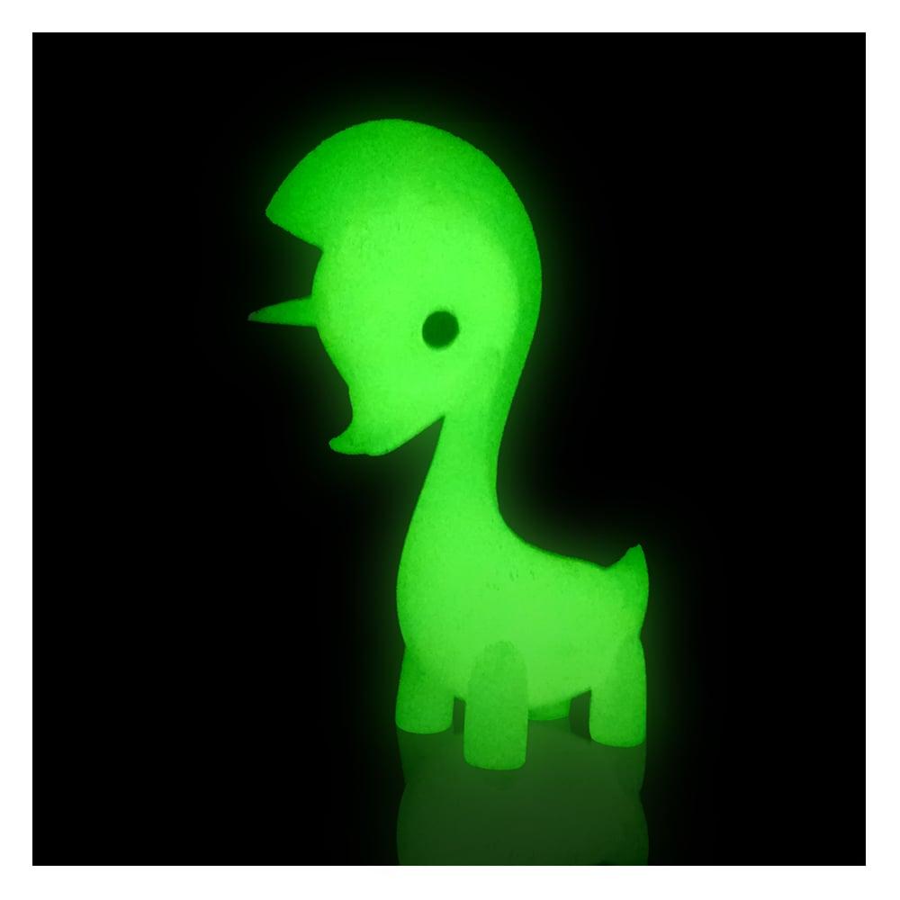 Image of The Bioluminescent Swanicorn