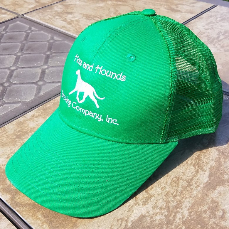 Image of Hops & Hounds Brewing Company Baseball Cap