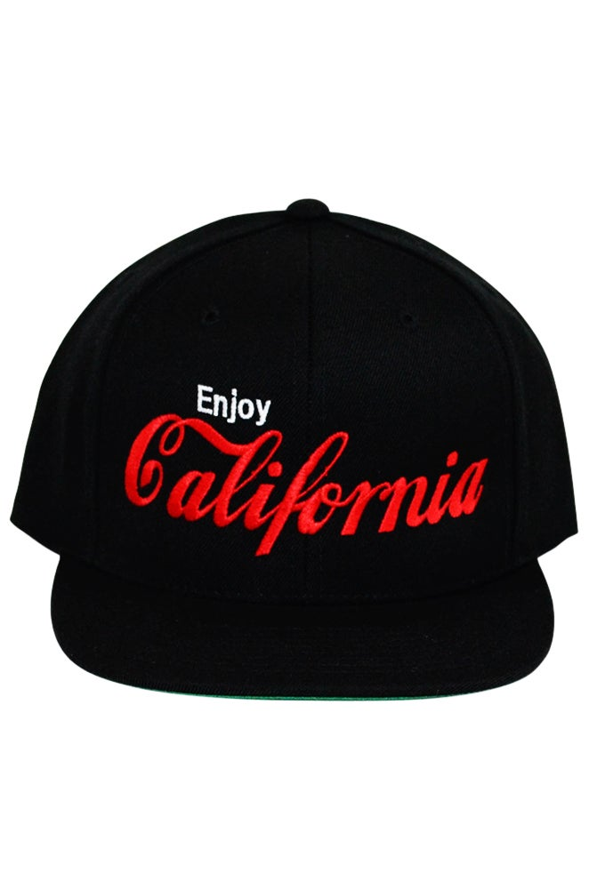Image of Enjoy California Snapback