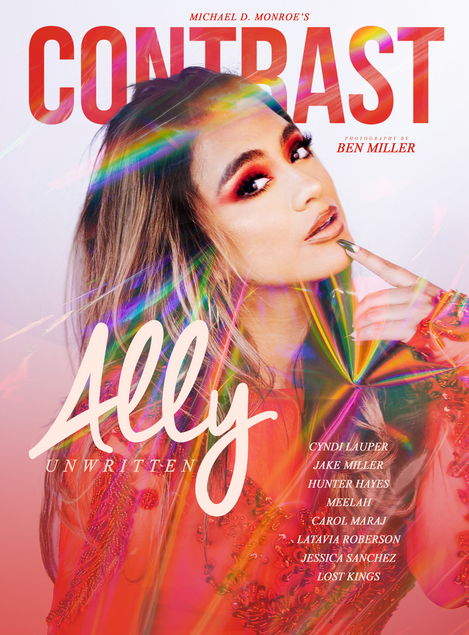 Image of Issue 4 - Ally Brooke