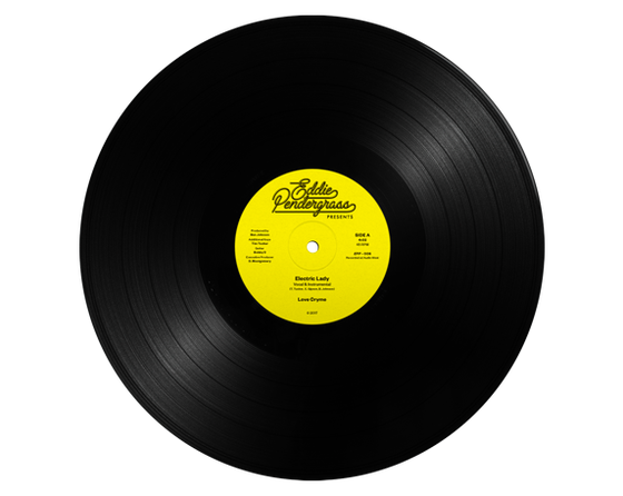 """Image of Love Cryme - Electric Lady / Under The N Fluence 12"""""""