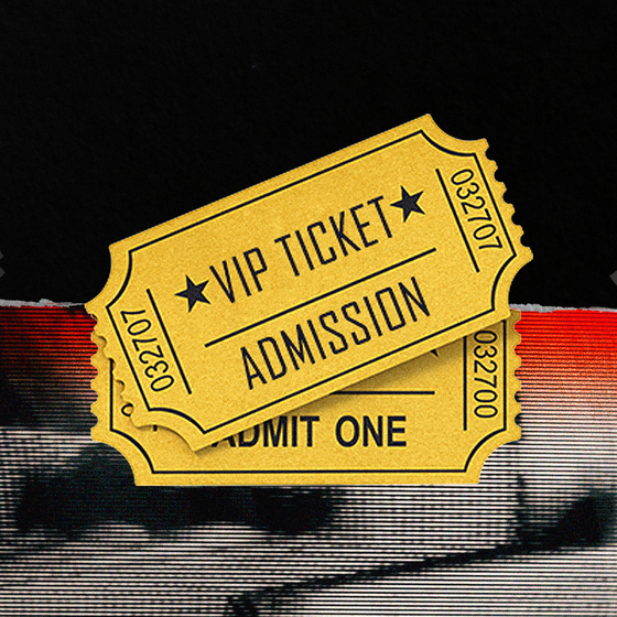 Image of VIP UPGRADE // XYLØ ALIVE TOUR