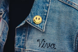 Image of SMILEY PIN