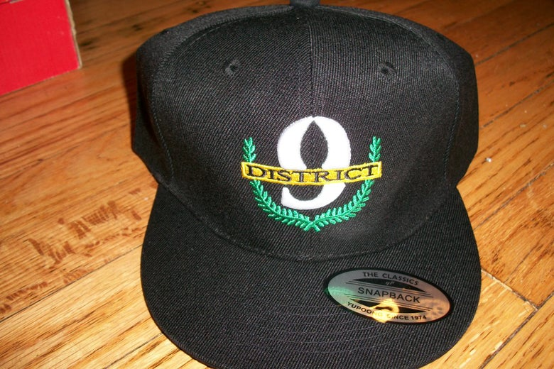 Image of DISTRICT 9 SNAPBACK (IN STOCK)