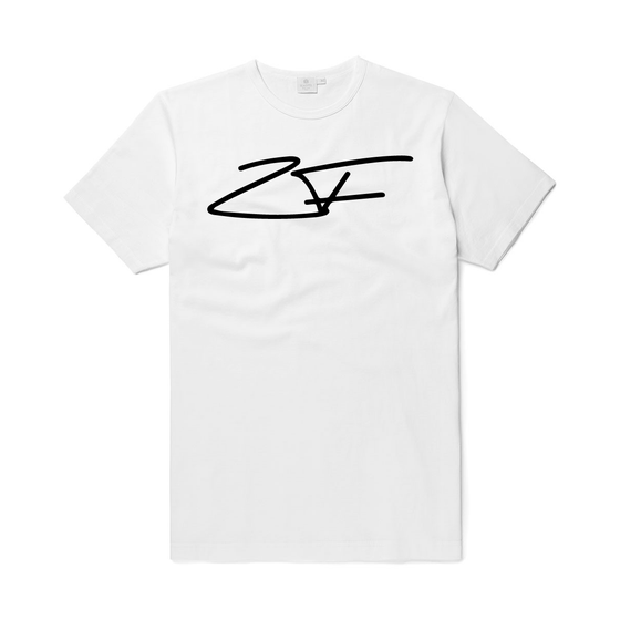 Image of ZF Logo White
