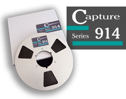 "Image of CAP914 1/4"" X2500' 10.5"" Metal Reel Hinged Box"