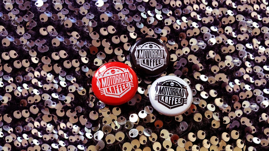 Image of MotorradKaffee Buttons