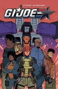 Image of G.I. Joe Vol. 1 – Signed, Numbered, Personalized & Sketched