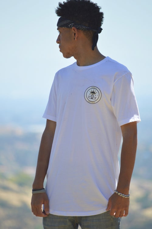 Image of GG Long Tail T-shirt