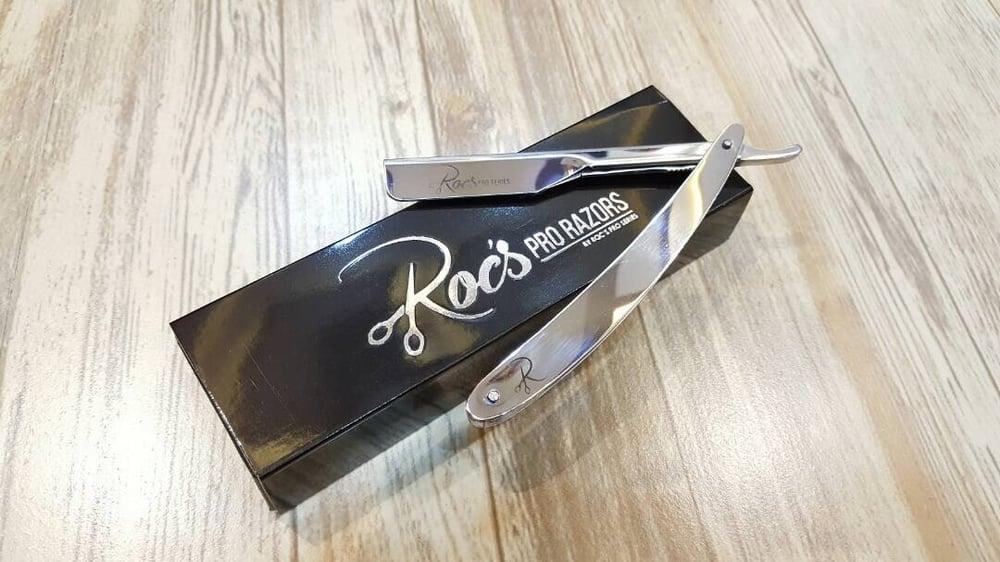 Image of Roc's Pro Razor - CHROME SERIES