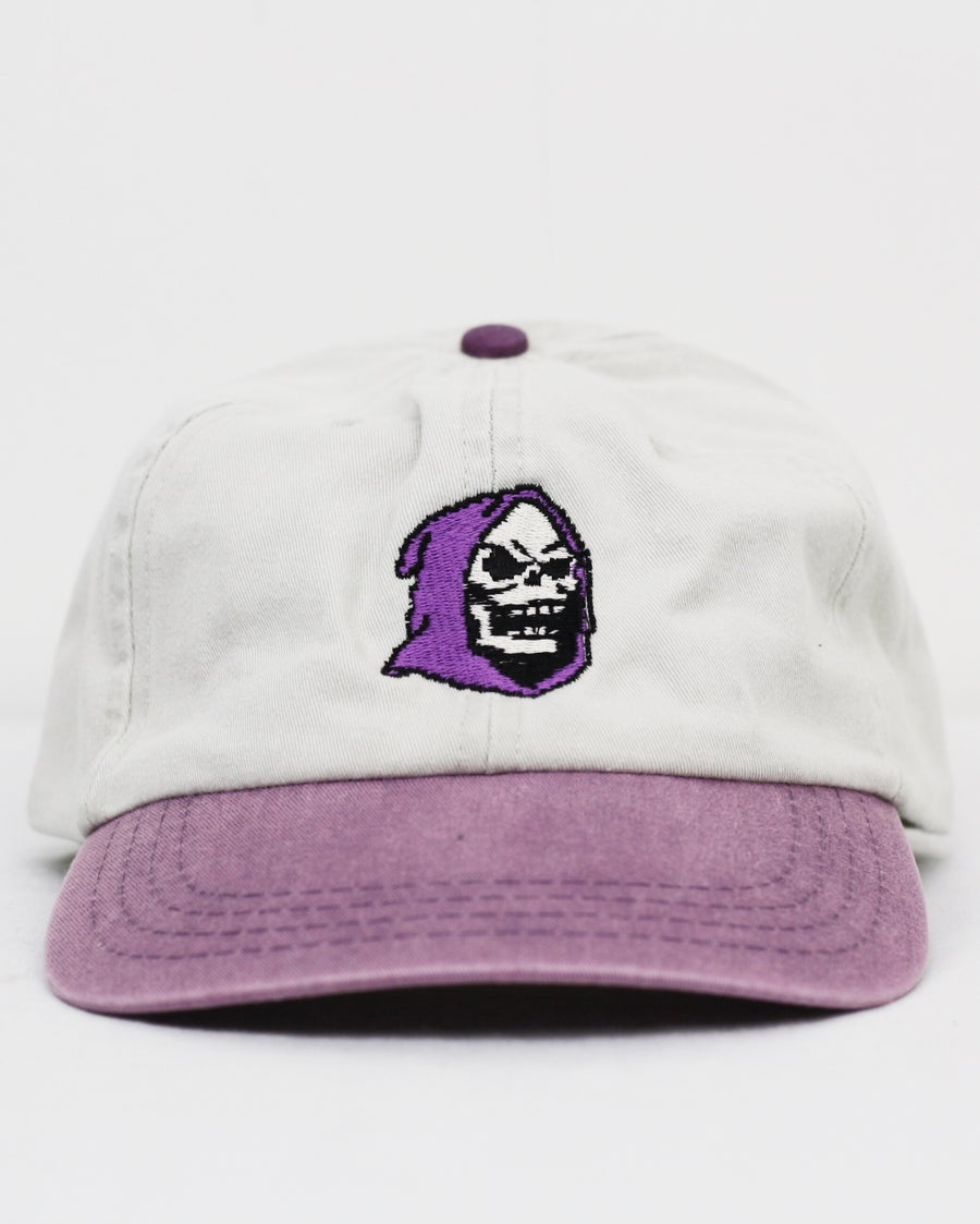 Image of SKELE-TOR CAP - PURPLE