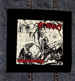 Image of Pick 1 patch - Chaotic Dischord, F-Minus, The Erections