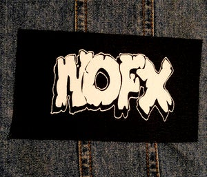 Image of Pick 1 patch - NOFX, Dead Kennedy's