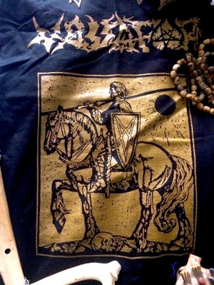 Image of VASSAFOR Illumination of the Sinister Tshirt COPPER (reprint)