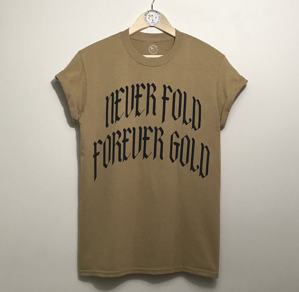 Image of NFFG S/S Top - Tan