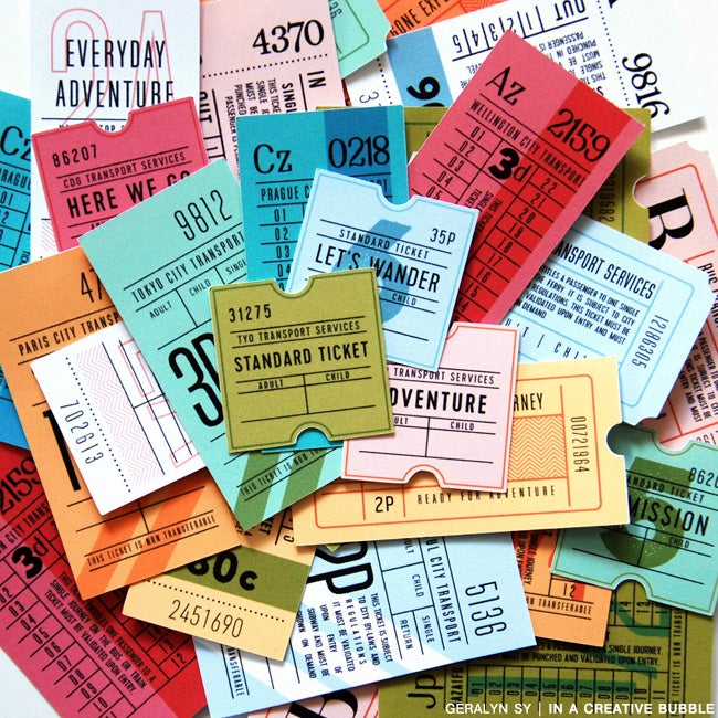 Image of Ticket Elements (Digital)
