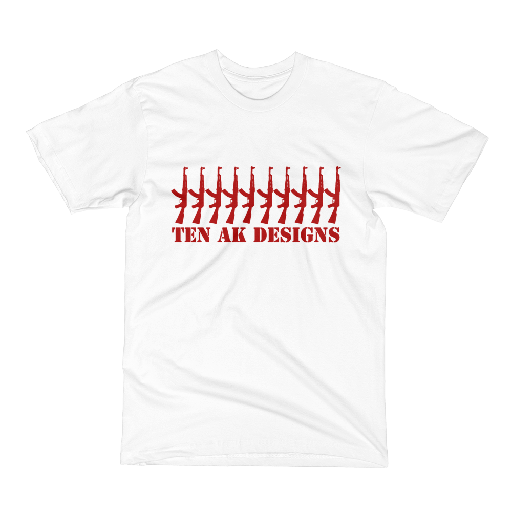 Image of Ten AK Logo Tshirt