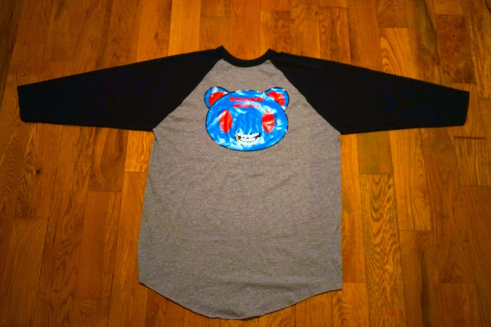 Image of Bless Up Baseball Shirt