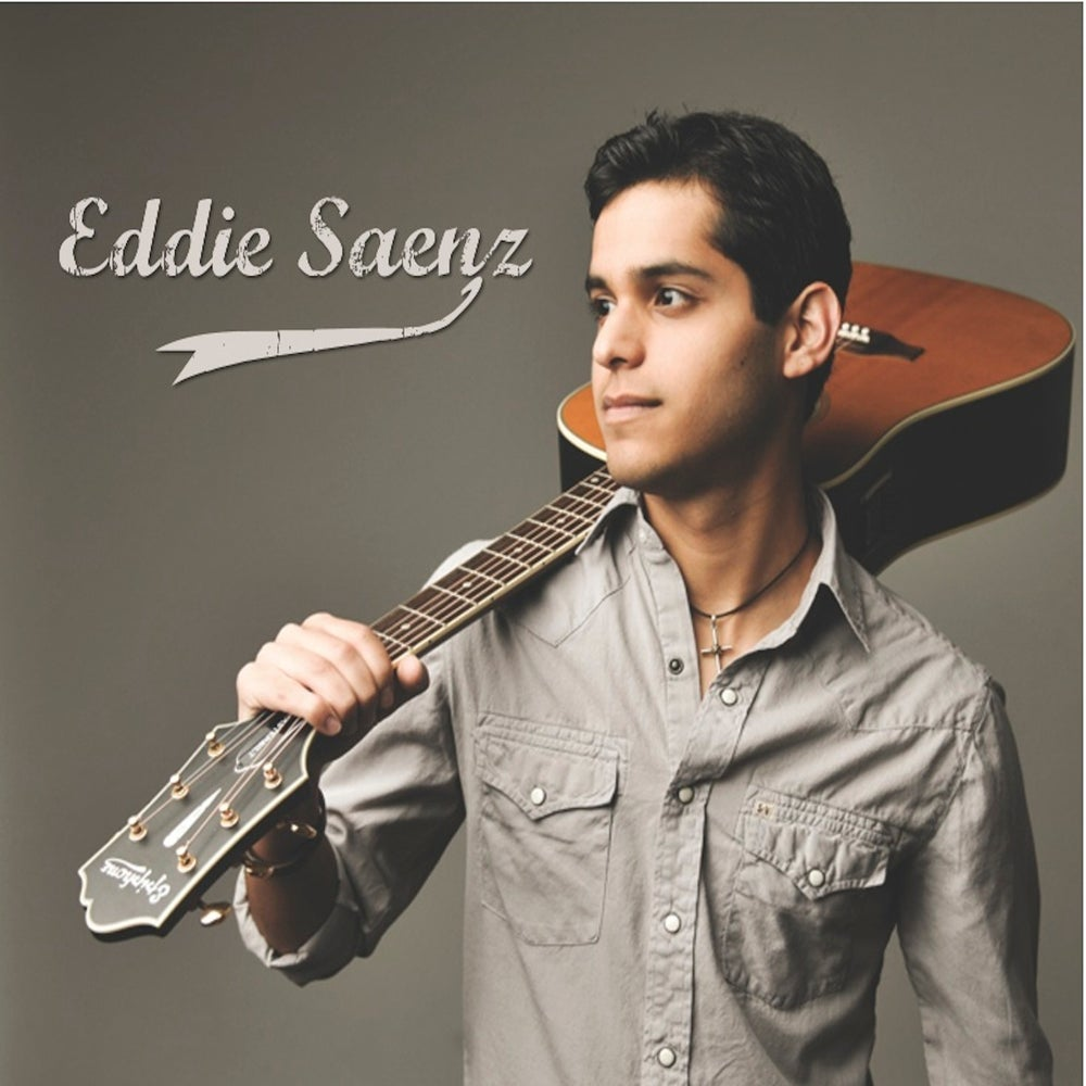 Image of Eddie Saenz EP CD