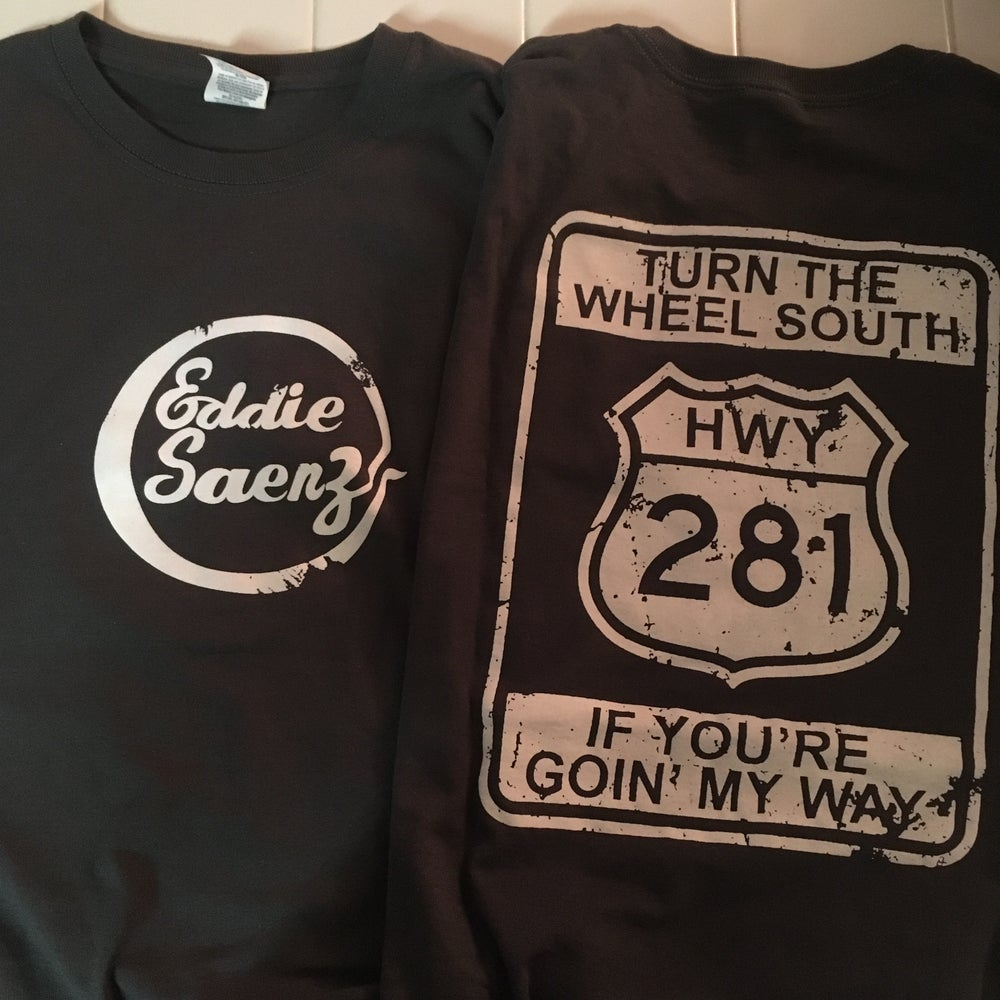 """Image of """"Highway 281"""" T-Shirt"""