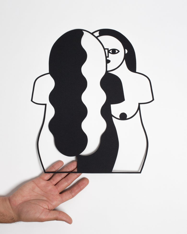 Image of PAPERCUT MUJER CONTRA MUJER