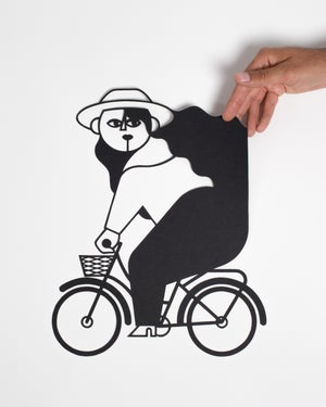 Image of PAPERCUT BIKE