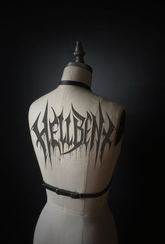 Image of Hellbent Leather Harness