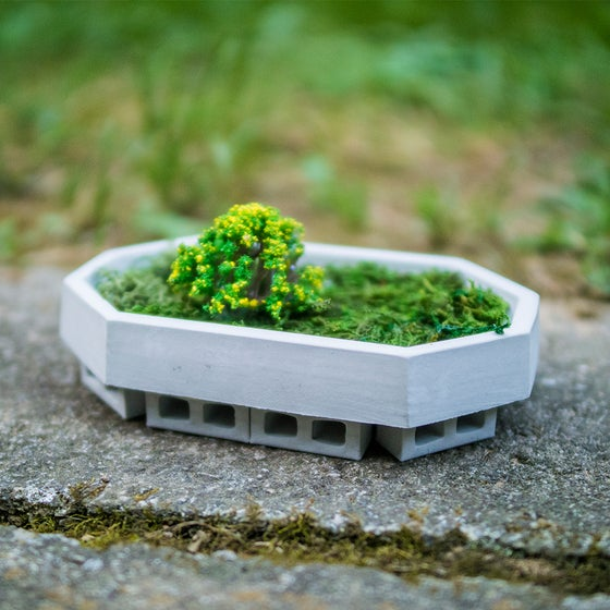 "Image of ""PARK PLANTER"" Hi-Edition