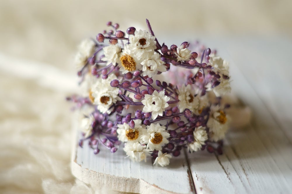 Image of WILLOW HALO (lavender)