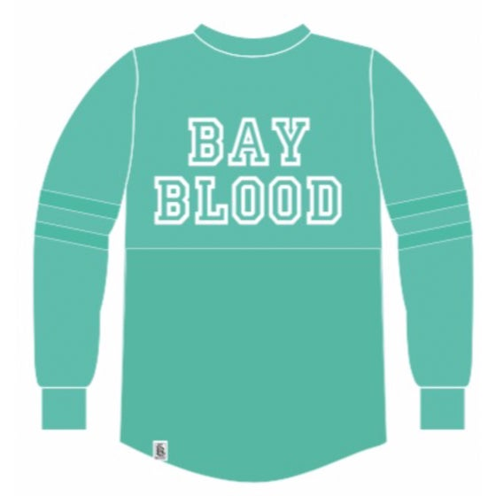 Image of Women's College Shirt (Tiffany Blue)