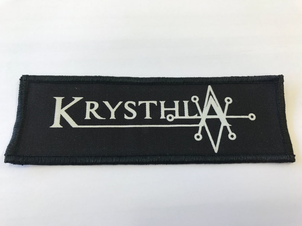 Image of Krysthla Patch (15 cm x 5cm)