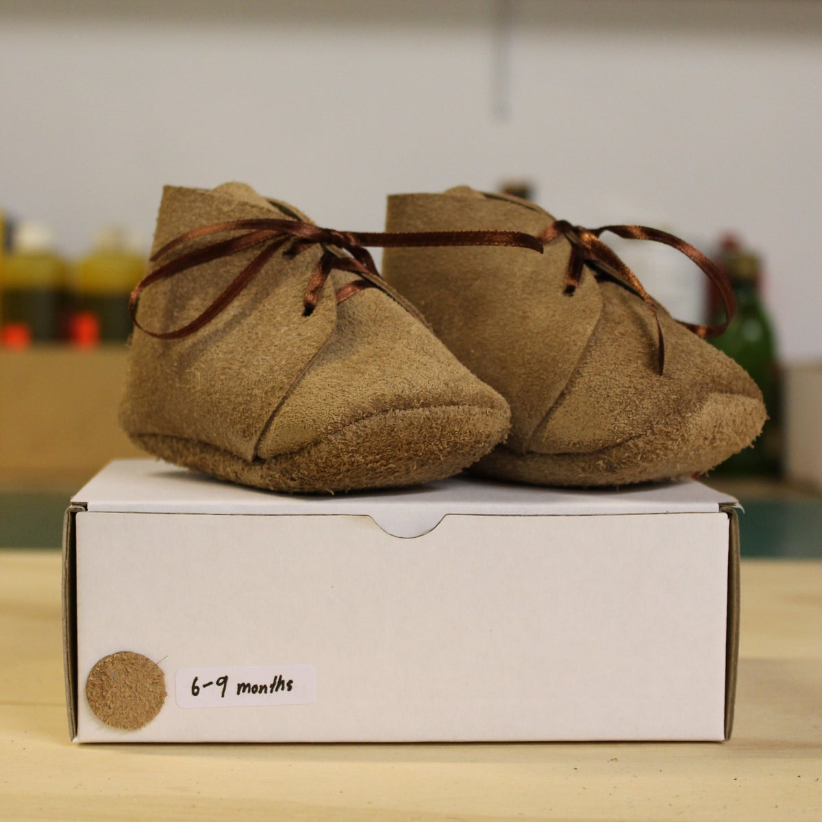Baby Boots 6-9 months