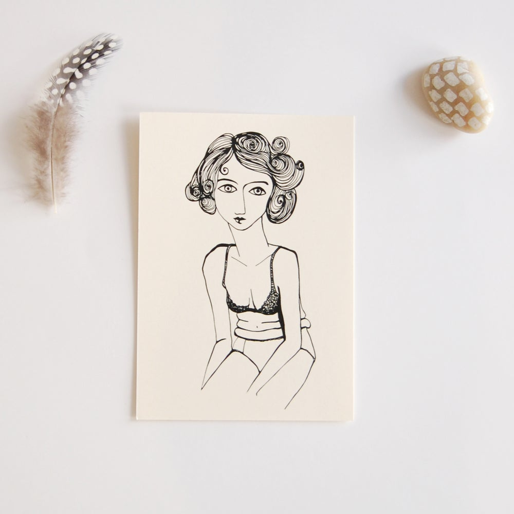 Image of Angie - Card
