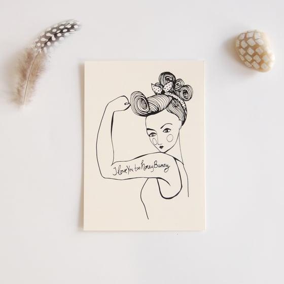 Image of Jane - Card