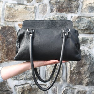 Image of Betty Bag - Ebony
