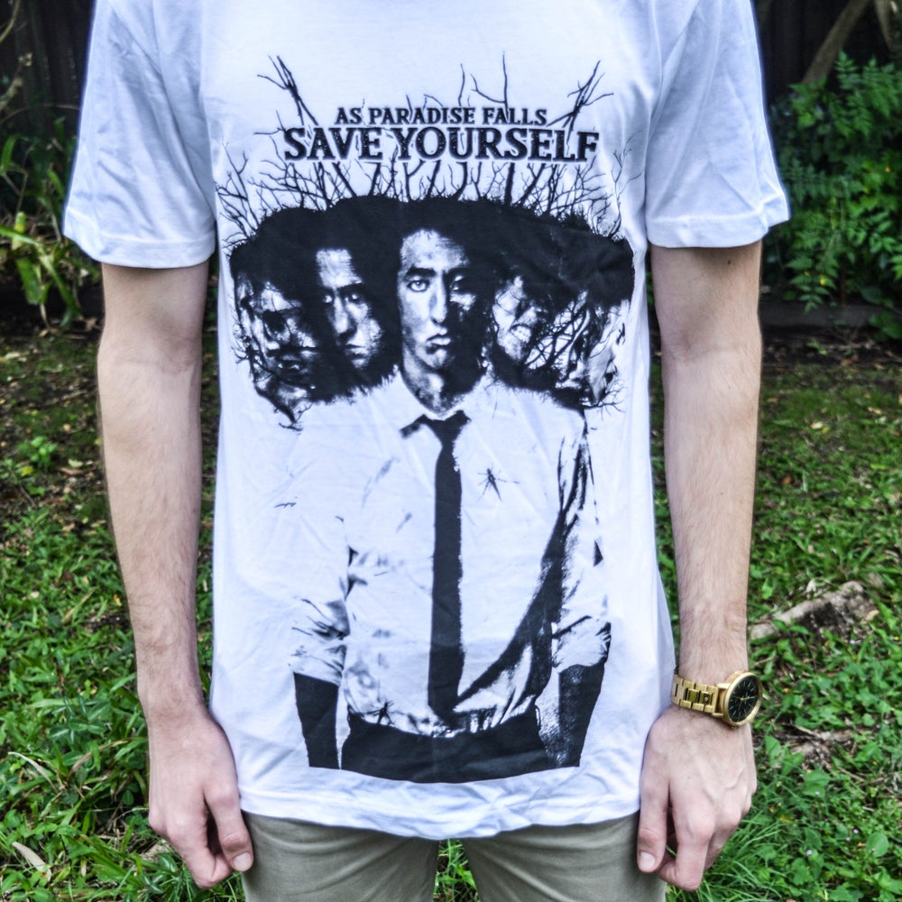 Image of 'Save Yourself' T-Shirt ON SALE