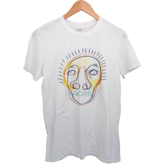 Image of Skull Tshirt