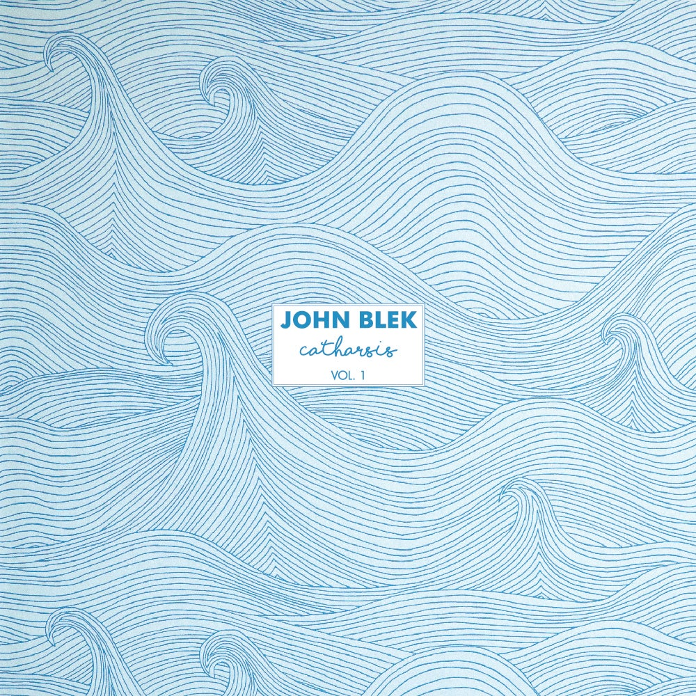 "Image of John Blek - ""Catharsis Vol.1"" CD"