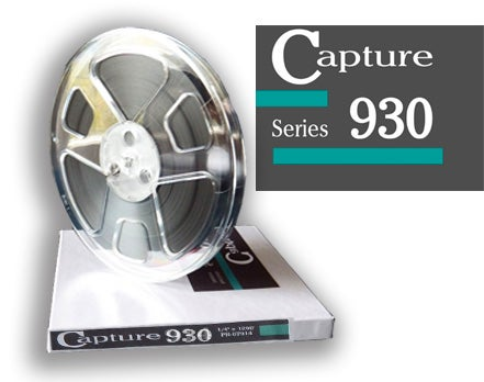 "Image of CAP930 1/4"" X1800' 7"" Plastic Reel Hinged Box"