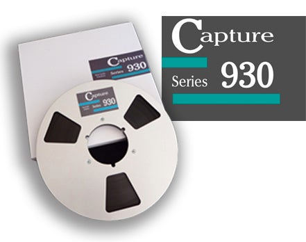 "Image of CAP930 1/4"" X3600' 10.5"" Metal Reel Hinged Box"